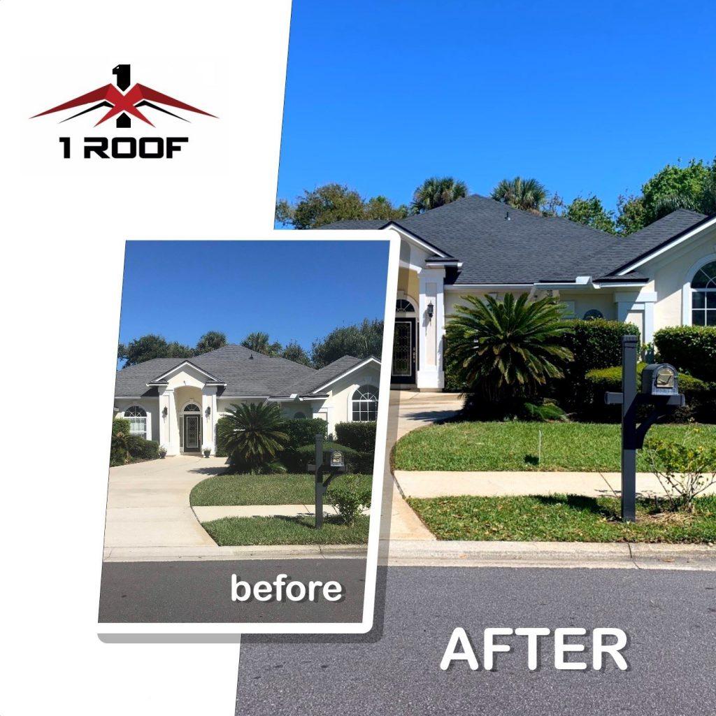 Reroof by 1 Roof LLC in Ponte Vedra Beach, Florida