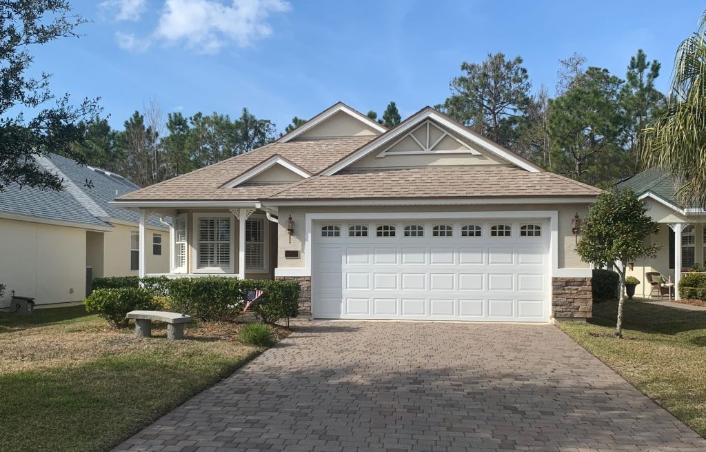 Reroof by 1 Roof LLC in Cascades at World Golf Village, St. Augustine, Florida