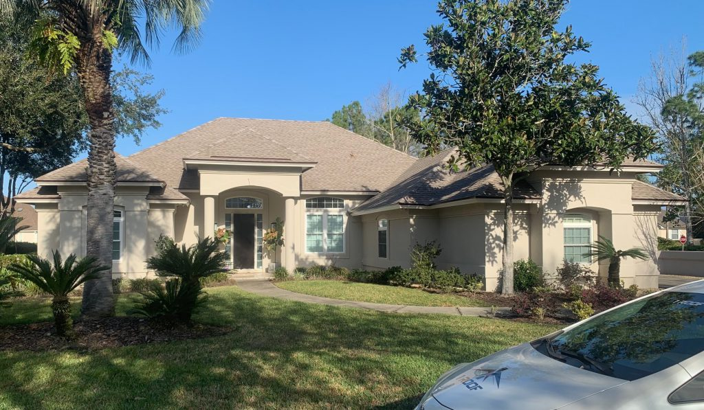 Reroof by 1 Roof LLC in Marsh Landing Ponte Vedra Beach Florida