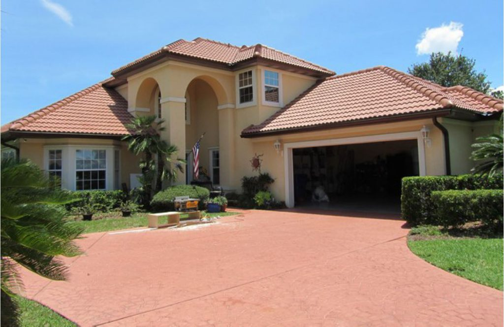 Tile Roof by 1 Roof LLC in Marsh Creek CC St. Augustine Florida