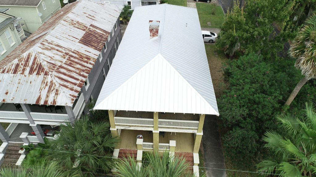 Metal Roof by 1 Roof LLC in Riverside, Jacksonville Florida