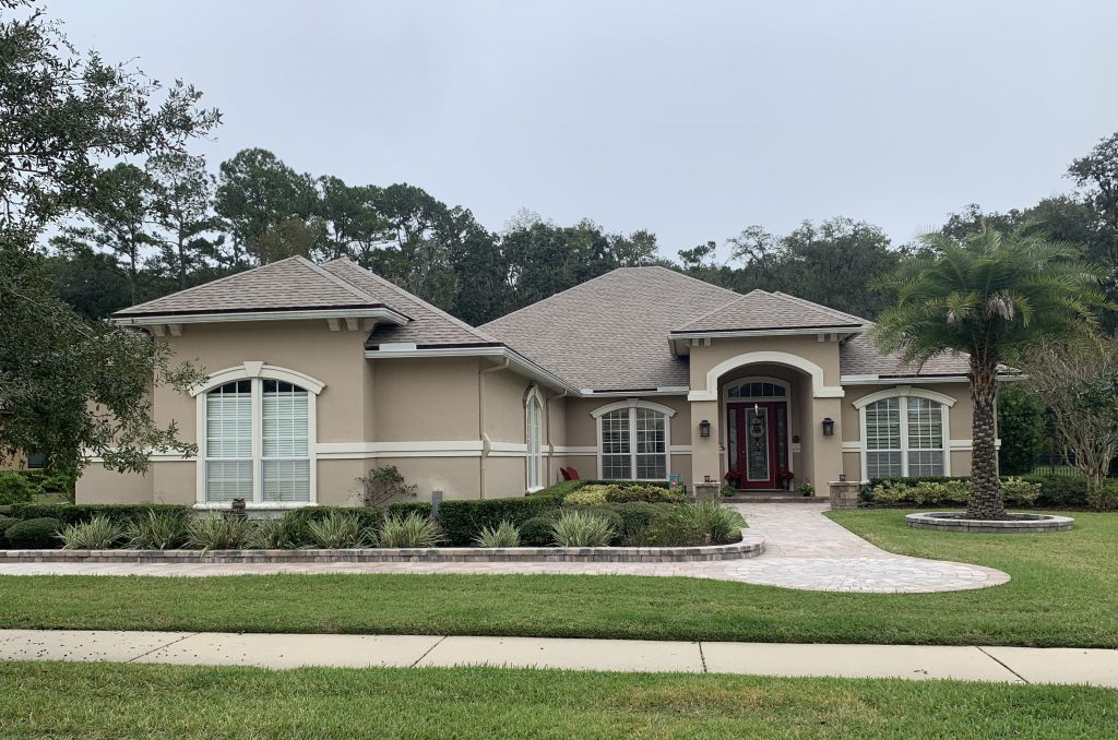 Reroof by 1 Roof LLC in World Golf Village, St. Augustine Florida