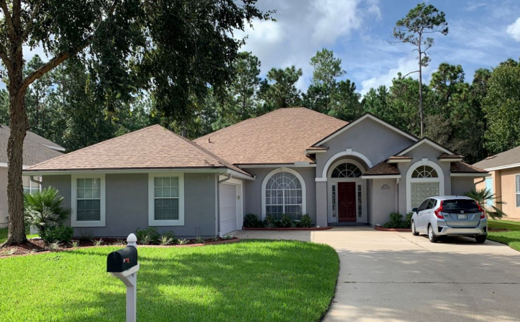 Reroof by 1 Roof LLC in Saint Johns, Florida